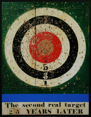 Peter Blake - The 2nd Real Target